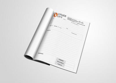 Λογιστικά έντυπα Α5
